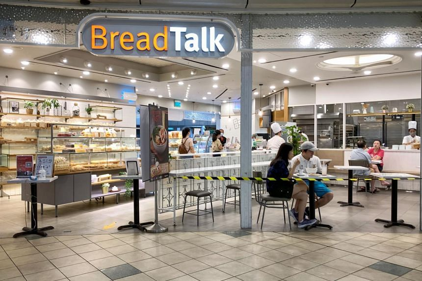BreadTalk will contribute its technical and operational expertise.