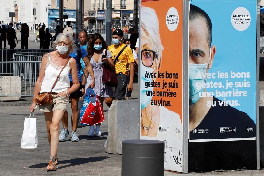 France records highest ever number of daily Covid-19 infections