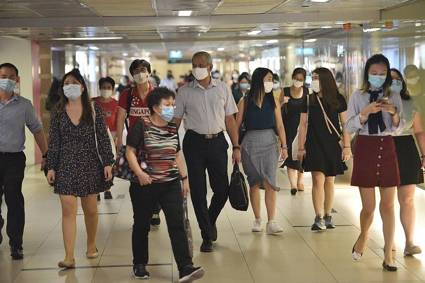 Singapore has reported a total of 57,665 coronavirus cases so far.