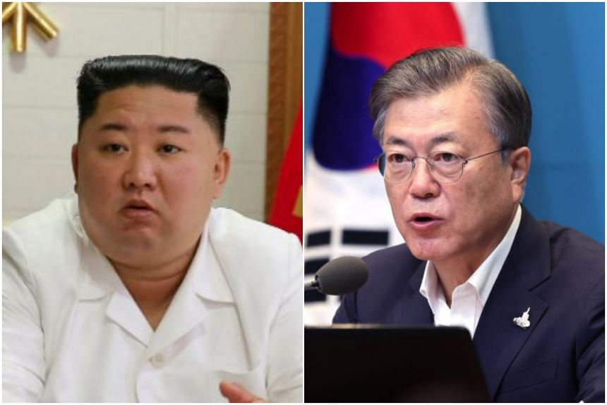 North Korean leader Kim Jong Un reportedly apologised for disappointing President Moon and South Koreans.