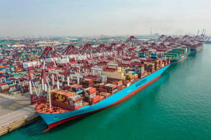 The two cases were found during routine testing of port workers.