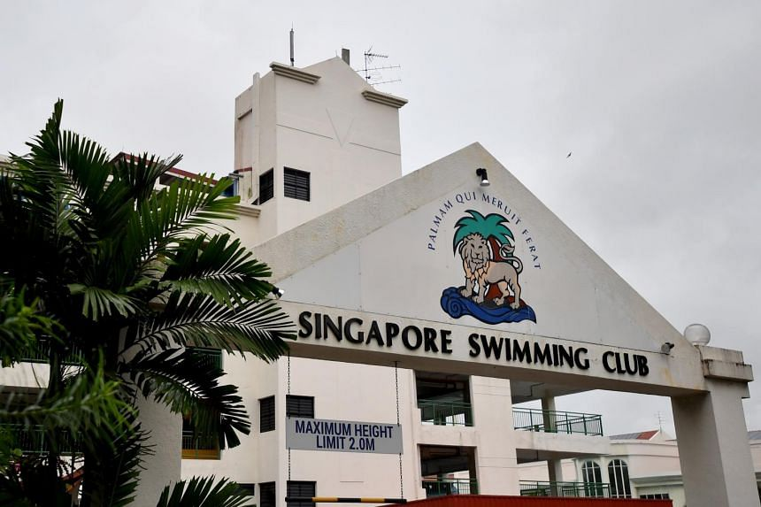 The Singapore Swimming Club's general election is due on Sept 27, 2020.