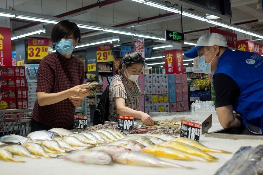 The restrictions come as China tightens seafood imports from a number of sources due to the coronavirus.