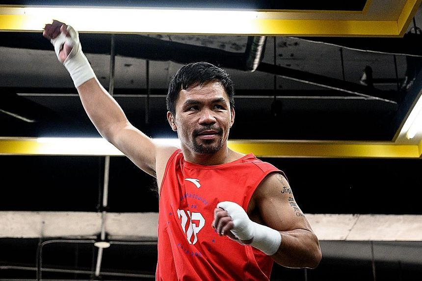 Philippine boxing icon Manny Pacquiao is negotiating with Irish mixed martial arts star Conor McGregor for a bout next year. Pacquiao would donate a portion of his prize earnings to his country's Covid-19 victims, according to his special assistant.