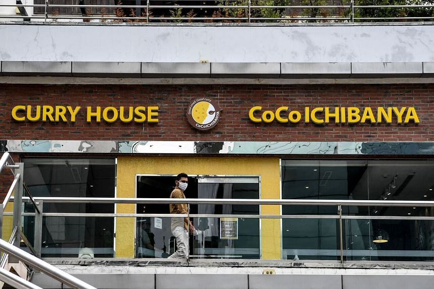 CoCo Ichibanya opened India's first restaurant dedicated to Japanese curry in Gurugram, a Delhi suburb, in August.