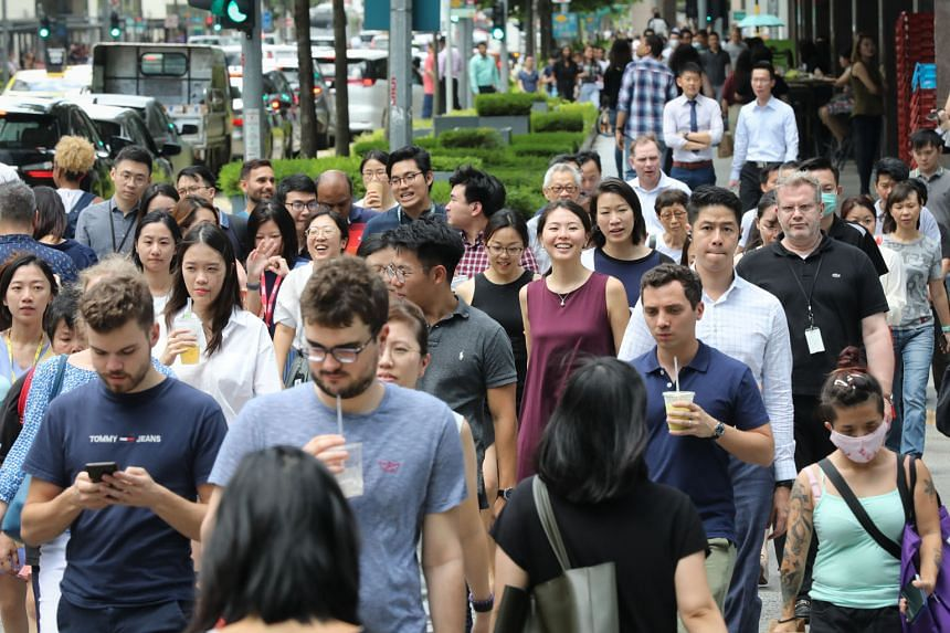To ensure a critical mass of Singaporeans is maintained in the labour force, Singapore's total fertility rate has to rise. But this has dipped from 1.82 in 1980 to 1.14 last year. Thus, Singapore has to supplement its local workforce with foreign tal