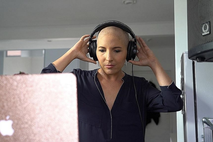Singer Danielle Bitton is fighting breast cancer during the pandemic but is still spreading joy, treating her neighbours to a series of concerts from the balcony of her apartment in Sea Point, Cape Town, during the lockdown.