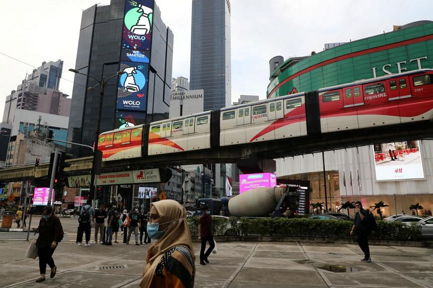 Malaysia's unemployment rates have hovered between 3.2 and 3.3 per cent since late last year.