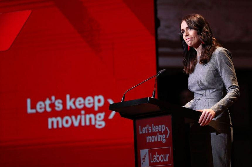 A closely watched 1News-Colmar Brunton poll showed support for Prime Minister Jacinda Ardern's party is at 47 per cent.