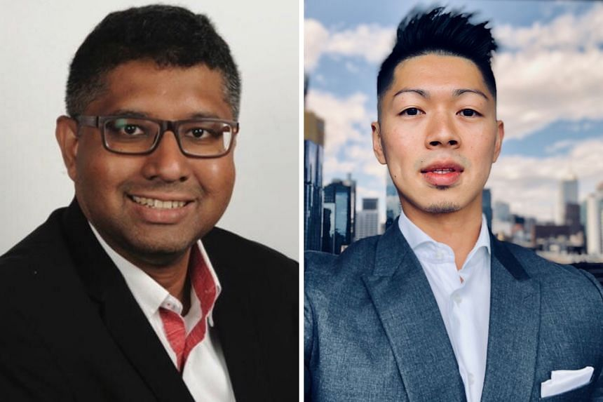 Alpha Creates consultant Dharmendra Yadav says Singapore-based legaltech companies can also cater to the legal services market beyond Singapore. Mr Eric Chin, a principal for innovation and strategy at Alpha Creates, says Singapore has a thriving leg