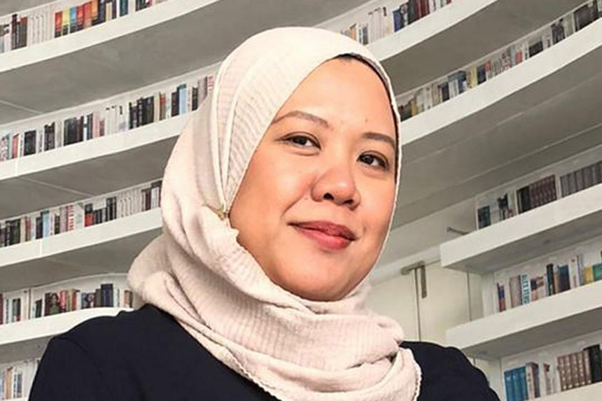 Ms Iva Aminuddin said the conversation made her realise how little she knew and understood about the range of Singaporeans' lived experiences of this pandemic.