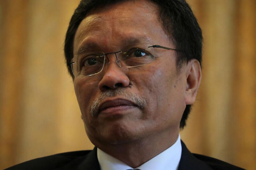 Datuk Seri Mohd Shafie Apdal's Parti Warisan Sabah is the single largest party with the most number of seats.