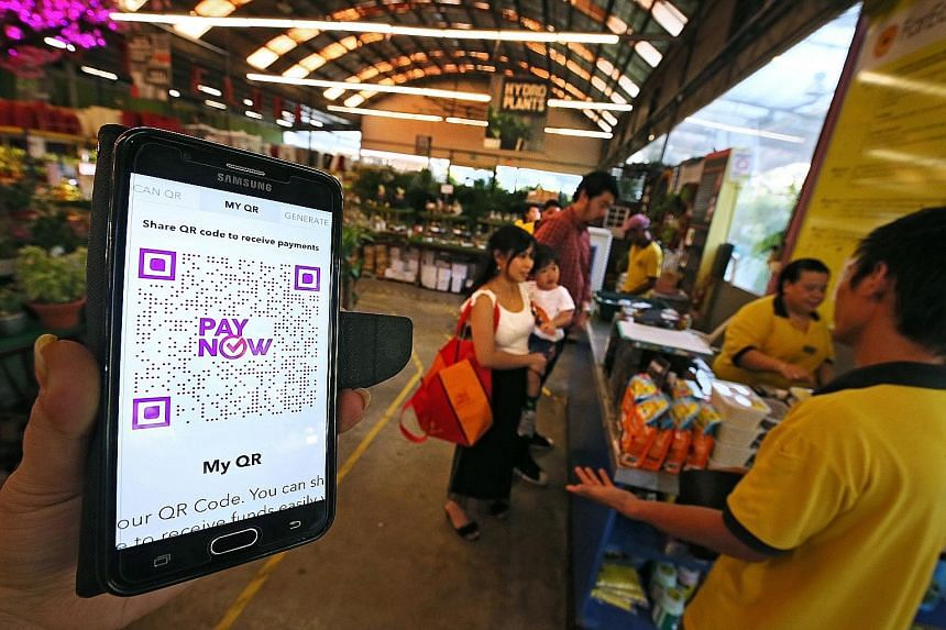 The increased limit will make it easier for cash-strapped small and medium-sized enterprises to use PayNow to receive payments for goods. The Association of Banks in Singapore says it will continue to work with the industry to promote PayNow as a con