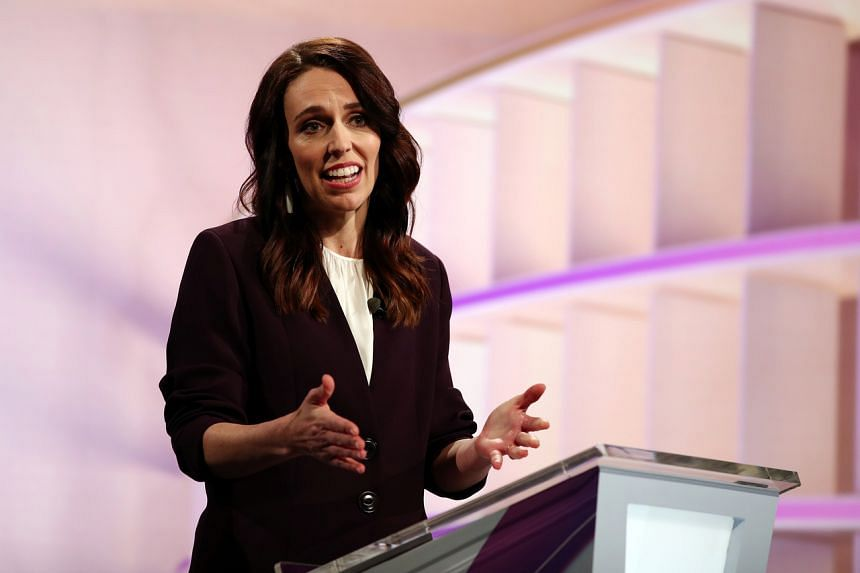 PM Jacinda Ardern's Labour Party is poised to sweep to victory in the Oct 17 election.