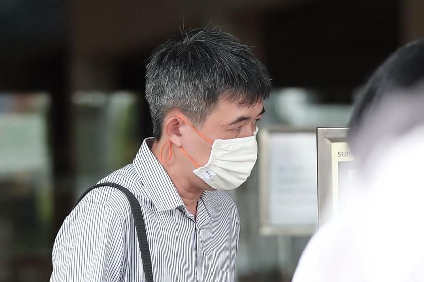 Tan Yew Sin went on trial in the High Court on one count each of attempted rape, sexual assault by penetration and outrage of modesty.