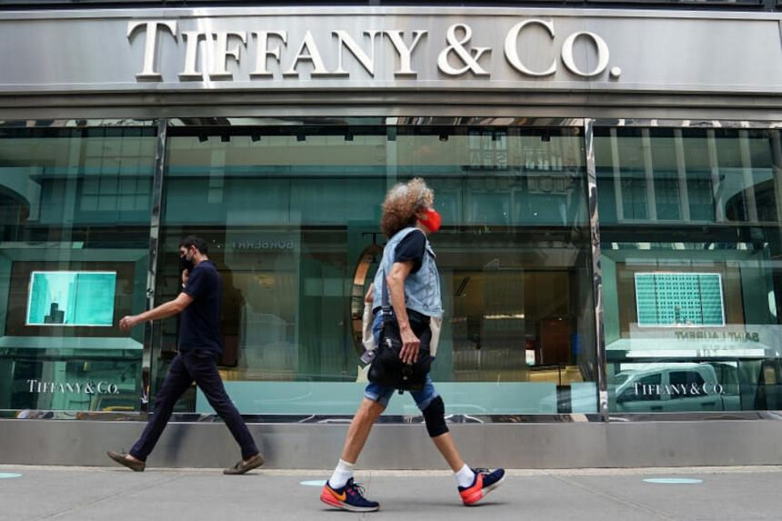 The move comes after Tiffany sued LVMH earlier this month.