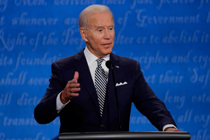 The Trump team claimed the Joe Biden campaign had reneged on an agreement to conduct a pre-debate inspection for electronic earpieces.
