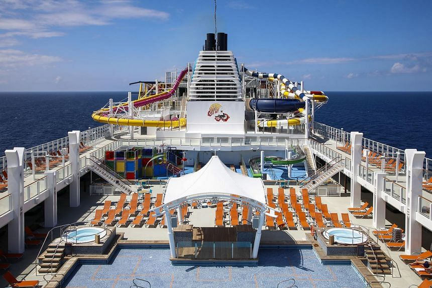 """Chan Brothers Travel will be partnering Dream Cruises to market and sell """"cruises to nowhere"""" from Singapore, though sales have not yet been launched."""
