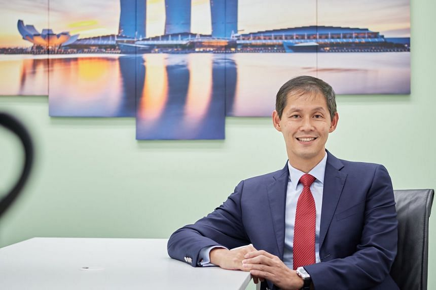 Goh Jin Hian, chief executive officer of New Silkroutes Group.
