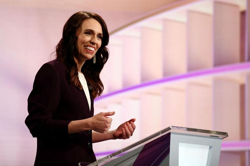 New Zealand Prime Minister Jacinda Ardern faces  seasoned politician and National Party leader Judith Collins for the Oct 17 polls.