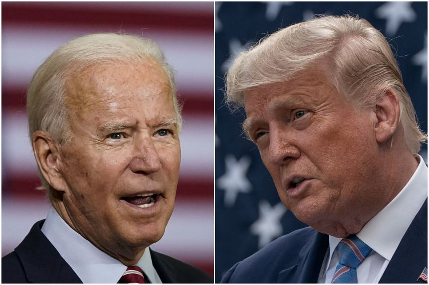 The debate between Joe Biden and Donald Trump will include six 15-minute segments on different topics.