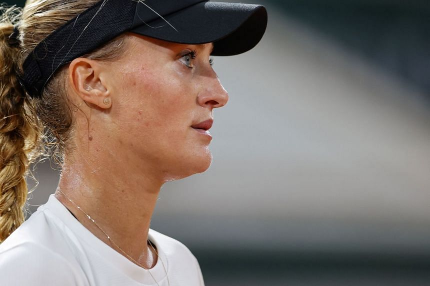 Mladenovic calls for VAR after double bounce controversy