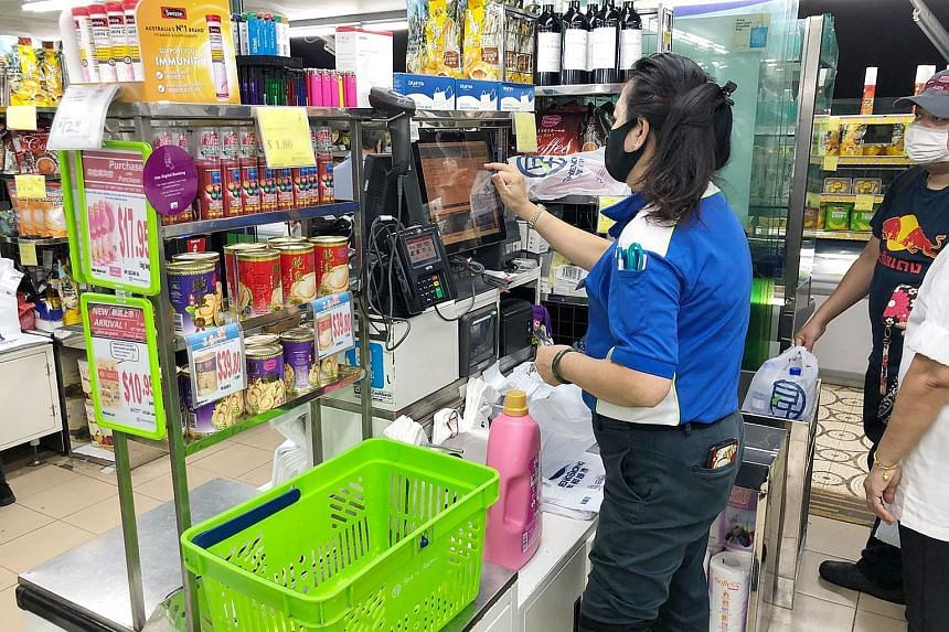 Individual consumers will not be affected much unless they hold pre-paid cards from Wirecard. Other forms of e-payment such as Nets, PayNow and SGQR are still available. ST PHOTO: DESMOND WEE