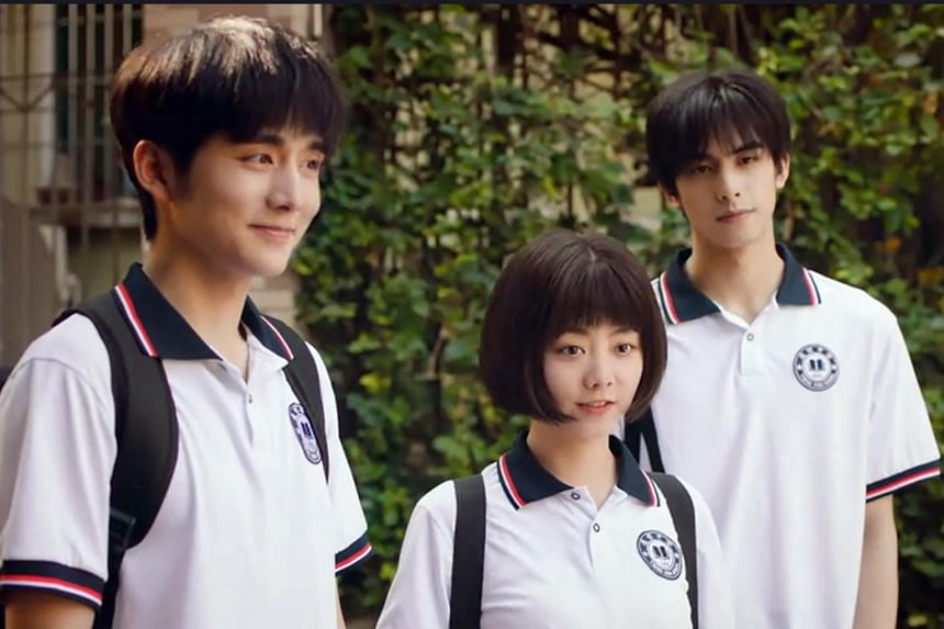 Chinese drama Go Ahead has at its heart an unconventional family brought together by love as much as circumstances.
