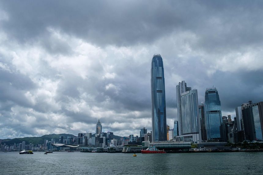 Hong Kong marked China's National Day under the shadow of a growing crackdown on dissent.