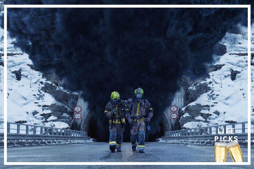 Movie still: The Tunnel starring Thorbjorn Harr