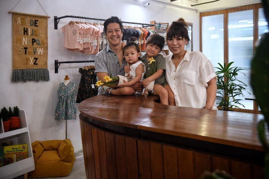 Menswear brand Duxton started a kids' line in March 2019.