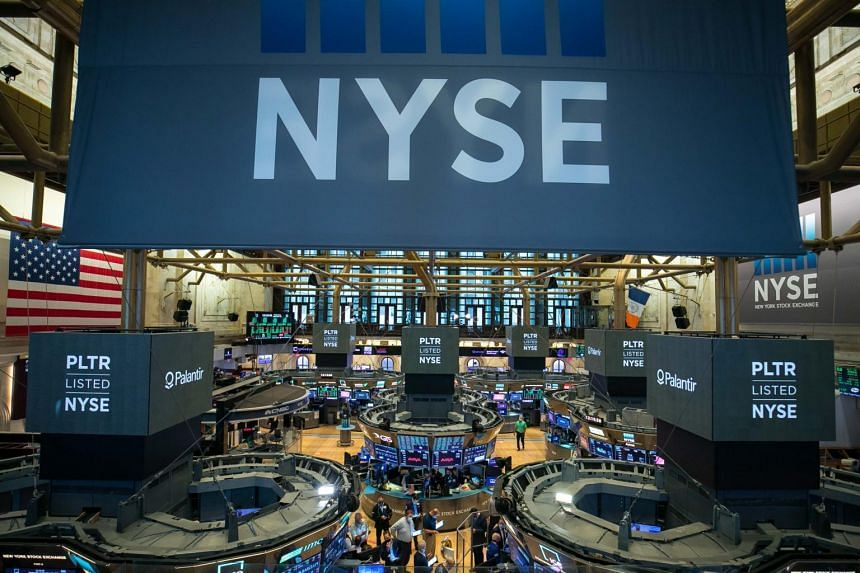 News of Trump's positive Covid-19 test compounded the downbeat mood, with investors were already feeling pessimistic over US lawmakers' failure to pass a new stimulus Bill.
