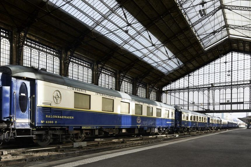 The fabled Orient Express is set to roll into Singapore in December as a pop-up attraction.