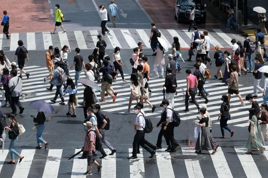 Japan's jobless rate rose in August to its highest in over three years.