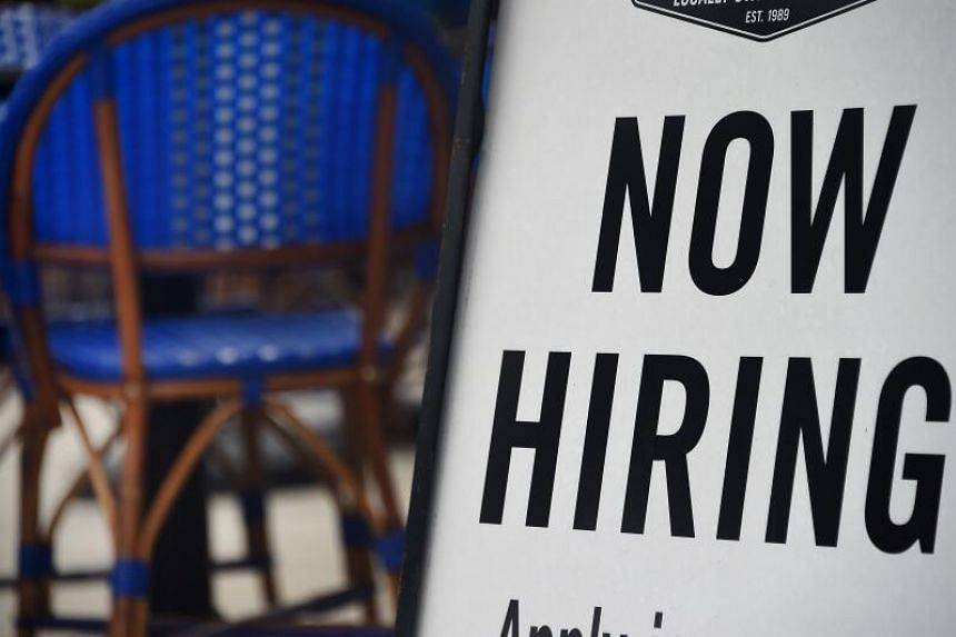 Employment growth peaked in June when payrolls jumped by a record 4.781 million jobs.