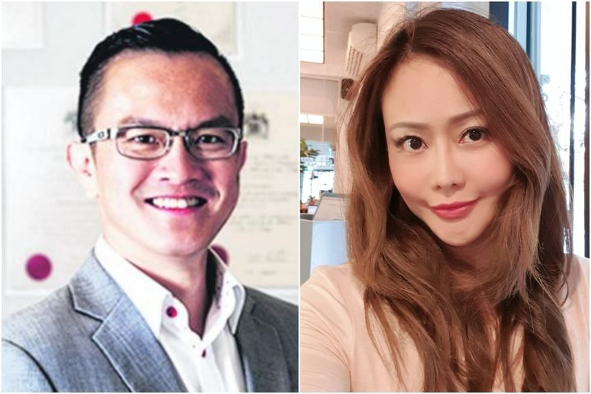 There is an injunction against Ms Serene Tiong publishing defamatory words against Dr Julian Ong.