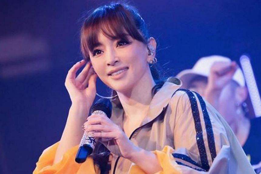 Ayumi Hamasaki speculated that she is about four to five months pregnant.