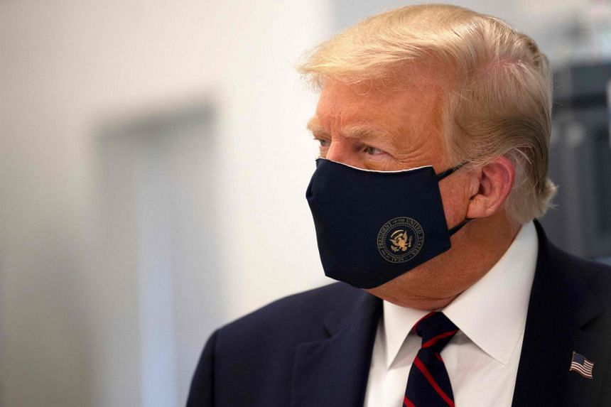President Donald Trump is hardly the first to suffer from a major illness or even a global pandemic while in office.