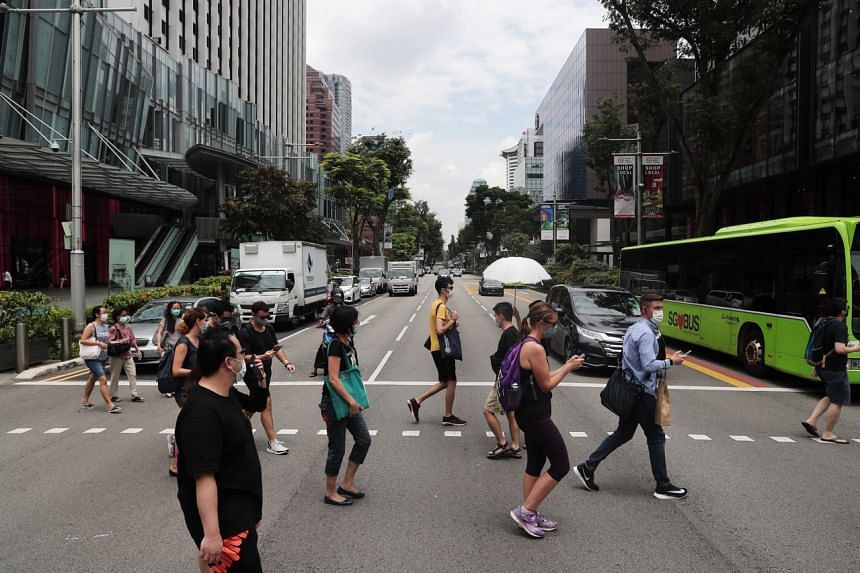 Deputy Prime Minister Heng Swee Keat said action taken now will impact the Republic for the next five to 10 years.
