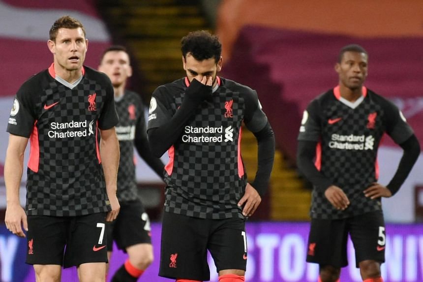 The Reds were not beaten until their 28th league game in romping to the title last season.