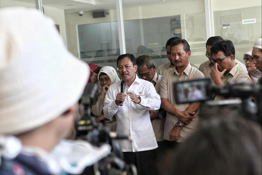 Calls for Indonesian Health Minister Terawan Agus Putranto's removal have been made as early as March.