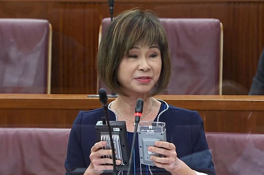 """Senior Minister of State for Transport Amy Khor said the current Electronic Road Pricing system is getting increasingly difficult and expensive to maintain, and so """"there is an urgency, a need to implement the next-gen ERP"""" without introducing furthe"""