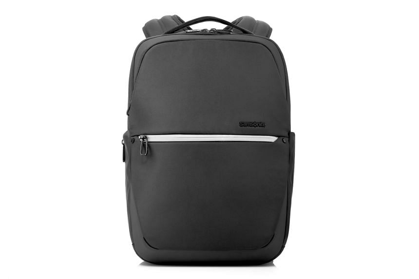 Samsonite Konnect-i Backpack with Jacquard by Google