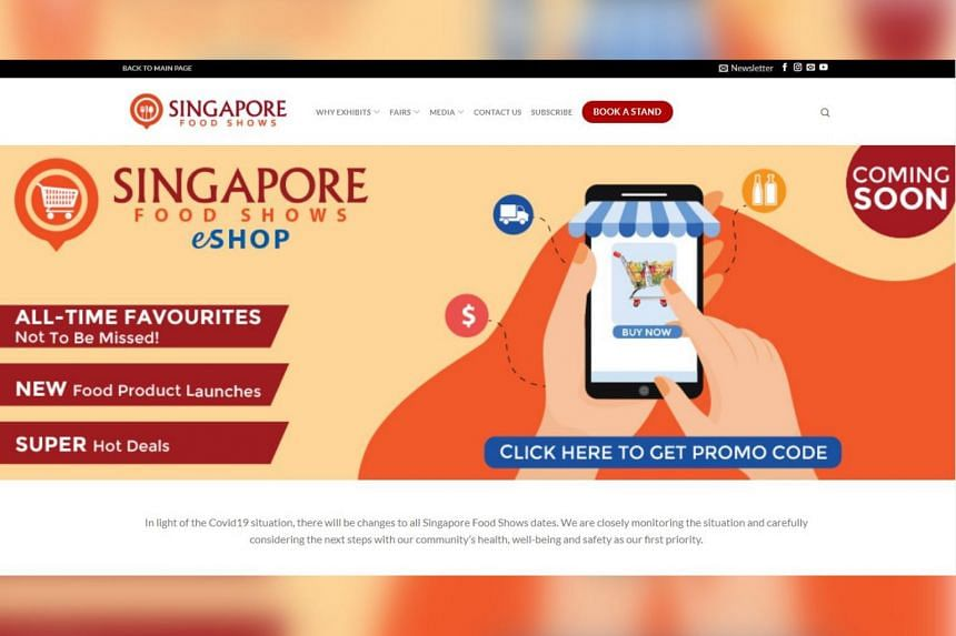 The online platform has already secured 30 vendors with over 500 food and beverage products.