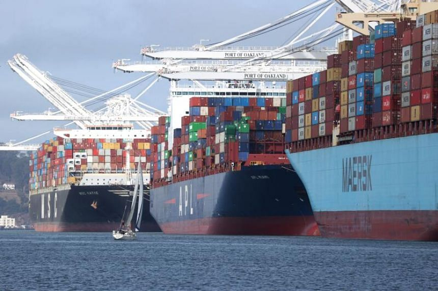 The World Trade Organisation said it now expected global trade to shrink by just 9.2 per cent this year.
