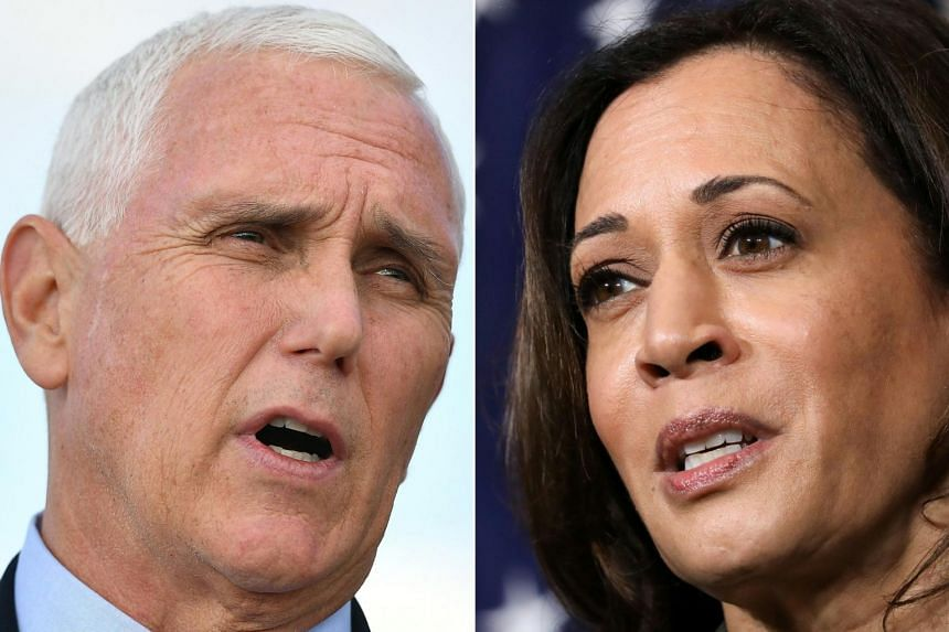 US vice-president Mike Pence is scheduled to debate his Democratic rival, Senator Kamala Harris on Oct 7, 2020.