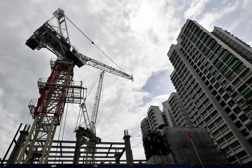 Construction firms are being given more time to complete residential, commercial and industrial developments.