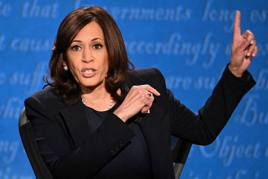 Trump Calls Kamala Harris A Monster United States News Top Stories The Straits Times