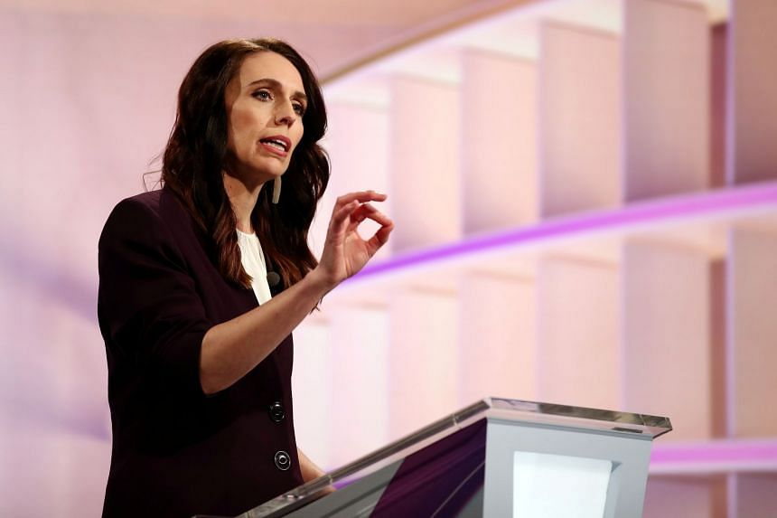 A poll showed that support for New Zealand PM Jacinda Ardern's Labour party stood at 47 per cent.