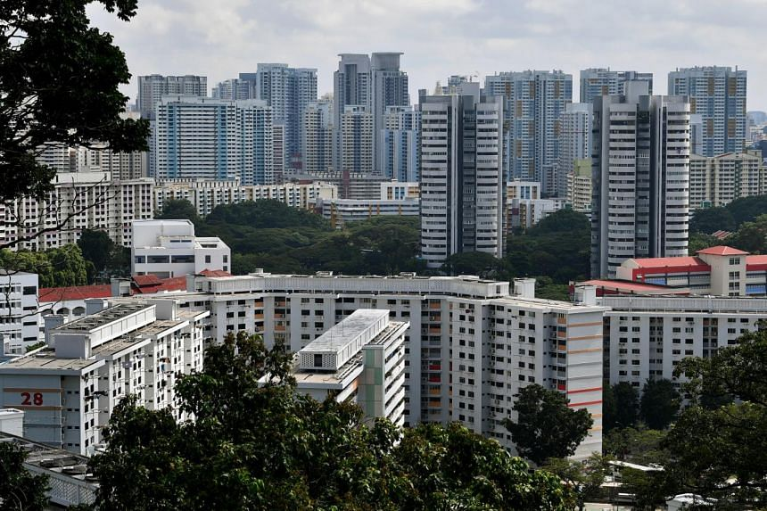 HDB resale prices rose by 0.8 per cent in September compared with August.